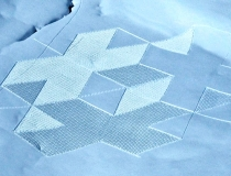 Снежные узоры Симона Бека фото-10