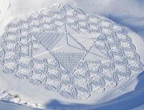 Снежные узоры Симона Бека фото-14