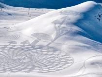 Снежные узоры Симона Бека фото-16