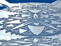 Снежные узоры Симона Бека фото-18