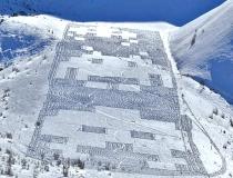 Снежные узоры Симона Бека фото-19