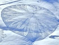 Снежные узоры Симона Бека фото-21