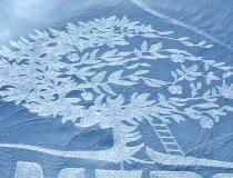 Снежные узоры Симона Бека фото-23
