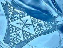 Снежные узоры Симона Бека фото-24