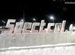 Фото ледяной рекламы Spectrol - 1