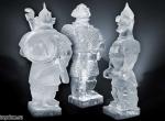 Три богатыря изо льда - фото-1