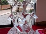Ледяное украшение стола ко дню Святого Валентина - 6