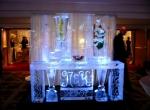 Фото ледяного бара для свадьбы