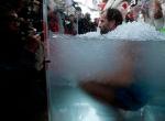 Вим просидел во льду 68 минут