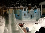Ледяной городок для загородного дома фото-2