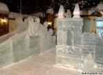 Ледяной городок для загородного дома фото-3