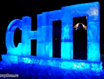 Логотипы изо льда фото-2