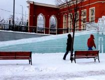 Ледяные горки фото-1