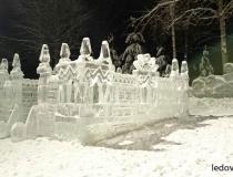 Ледяные сооружения фото-1