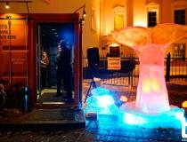 Ледяные скульптуры для украшения улиц фото-2