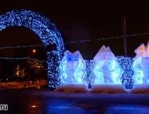 Ледяное оформление праздников фото-1