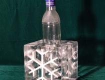 Ледяные подставки для бутылок фото-1