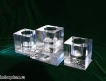 Ледяные подставки для бутылок фото-2