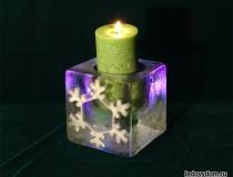 Ледяные свечи фото-1