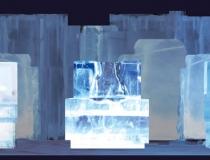 Ледяная мебель фото-2