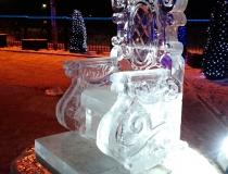 Ледяная мебель фото-3