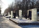 Процесс изготовления ледяных скульптур в городе Жуковском фото-2
