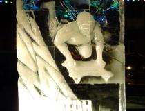 Ледяная стела - Скелетон