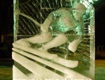 Ледяная стела - Горнолыжный спорт