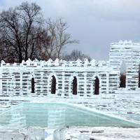 Таяние льда, как тают ледяные скульптуры