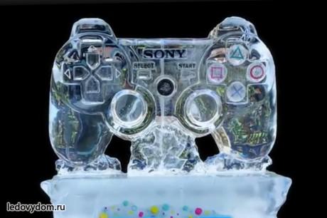 Ледяной джостик SonyPlaystation