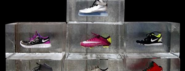 Корпоративная ледяная скульптура