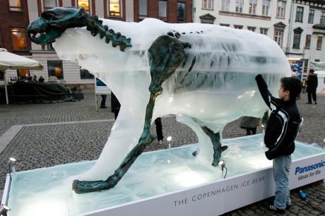 Ледяной медведь