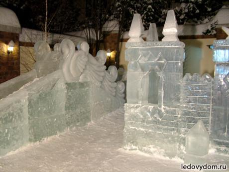 Ледяные горки где находятся