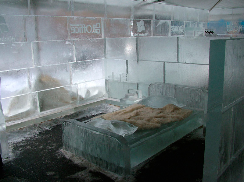 Ледяная комната