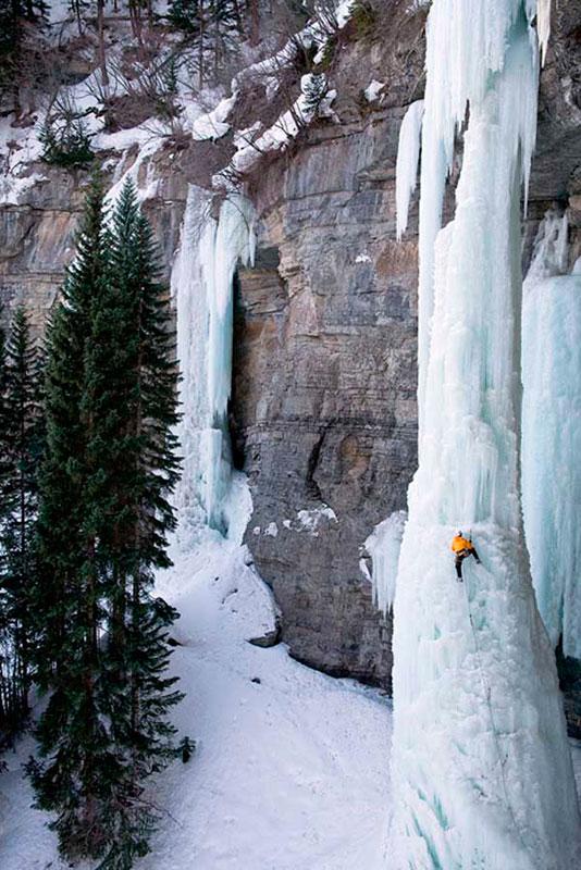 Покорить клык изо льда заветная цель многих альпинистов