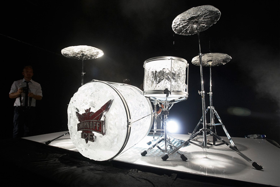 Ледяные барабаны