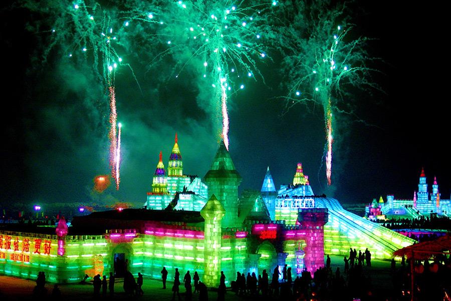 Фестиваль в Харбине не имеет аналогов в мире