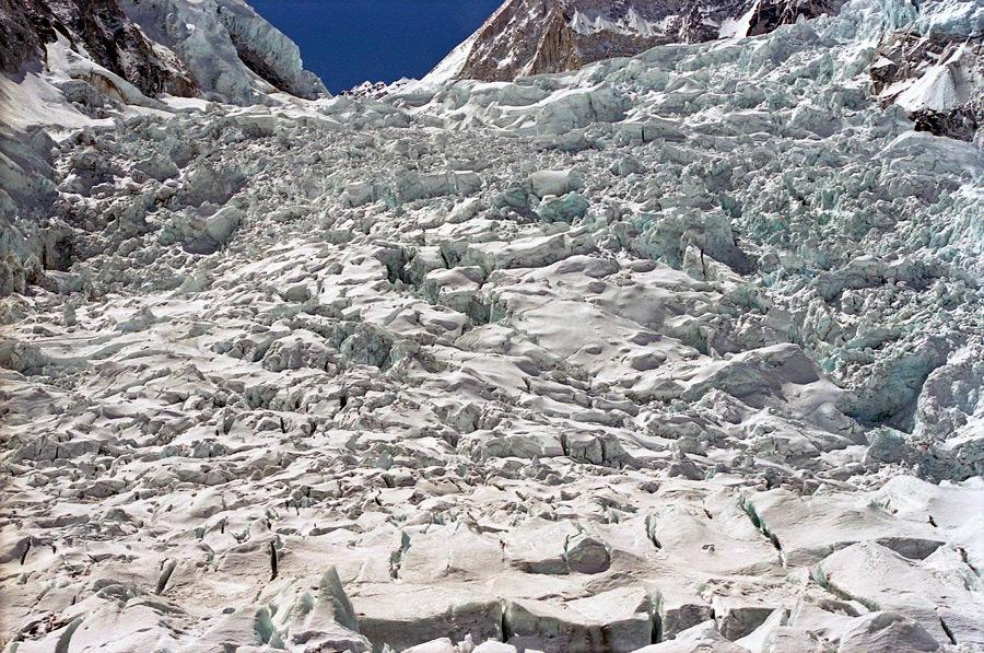 Ледяная дорога на вершину Эвереста