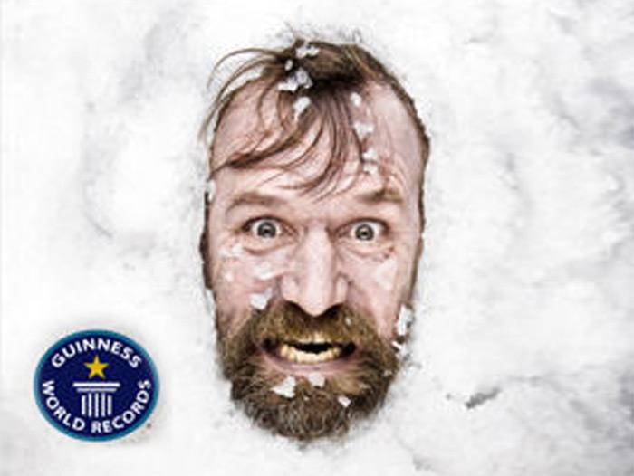 Вим Хоф ледяной человек