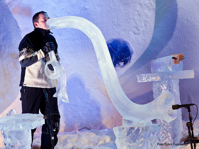 Ледяная труба