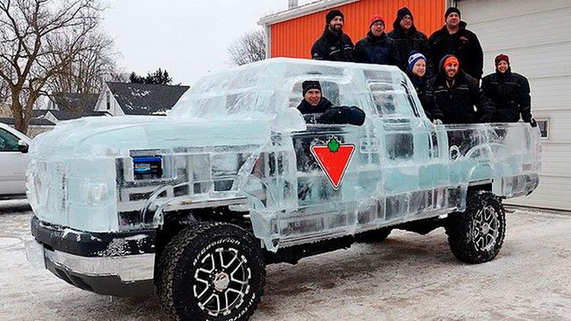Команда мастеров Iceculture