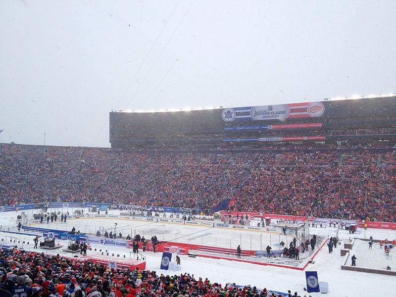 Зимняя классика НХЛ 2013-14 года
