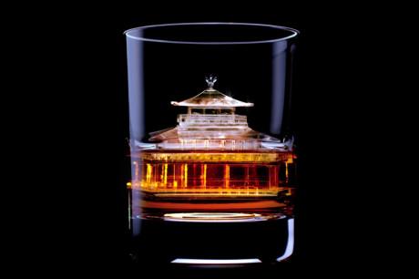 3D ледяные скульптуры для напитков