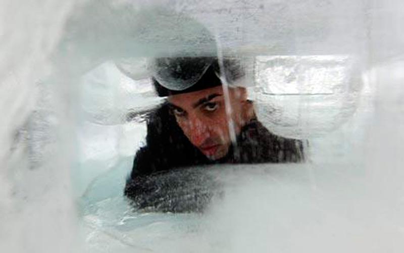 Замороженный в Израиле)