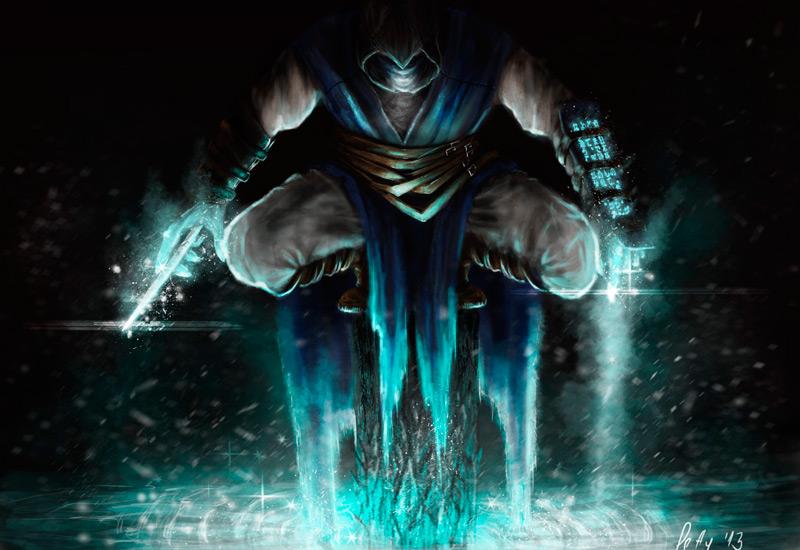 Саб-Зиро появляется в каждой серии игры начиная с 1992
