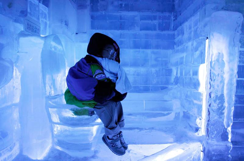 Ледяная нужда