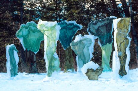 Платья во льду