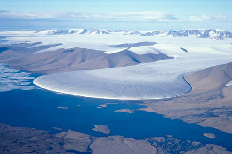 Ледник Слоновья стопа