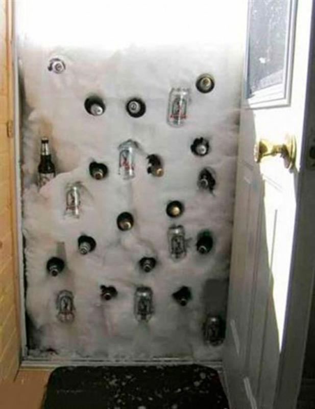 Домашний охладитель пива