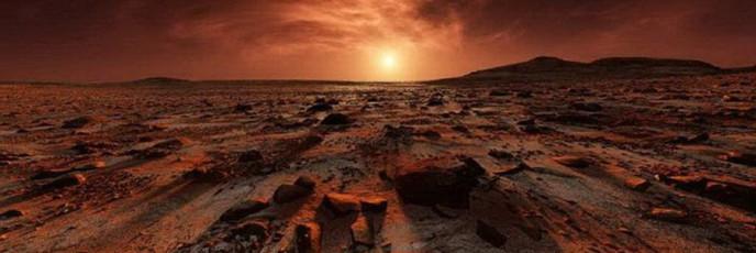 Космический лед. Тайны Красной планеты